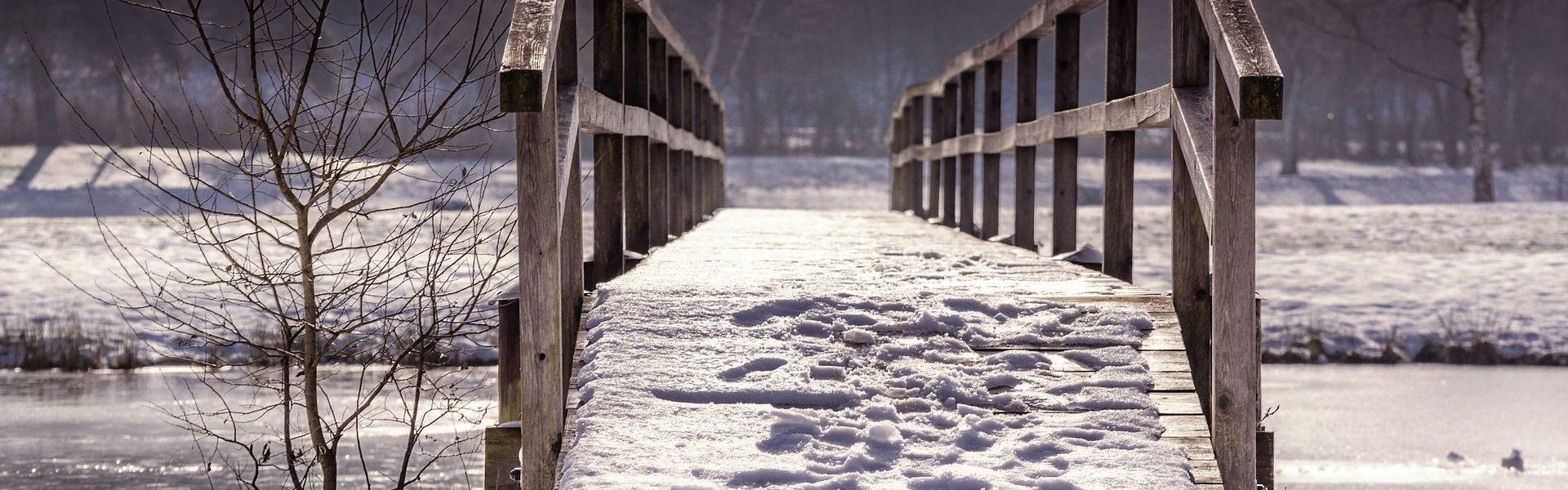 Most zima